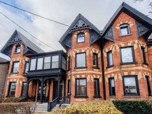 Dreamy Victorian Homes in Trinity-Bellwoods